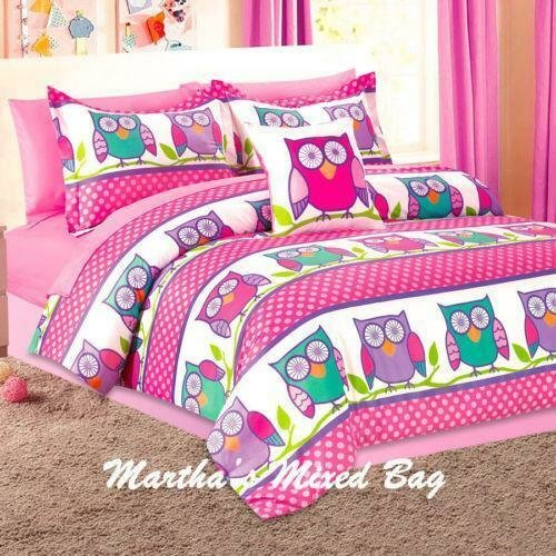 Best Owl Bed Set Ebay With Pictures