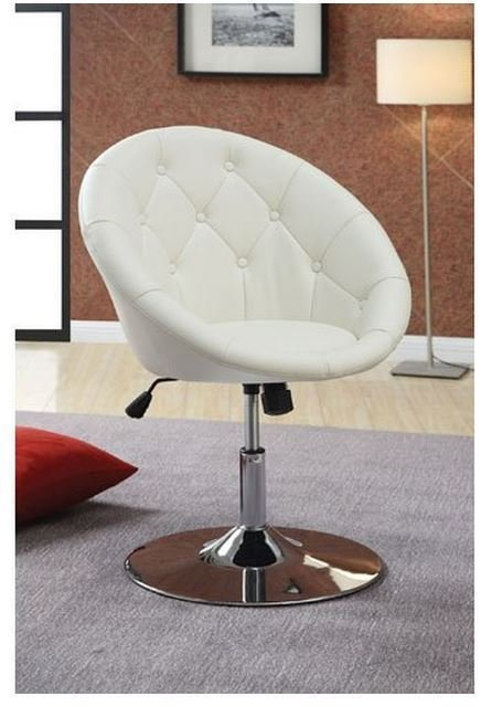 Best Vanity Stool Swivel Round Chair Seat Padded Bedroom With Pictures