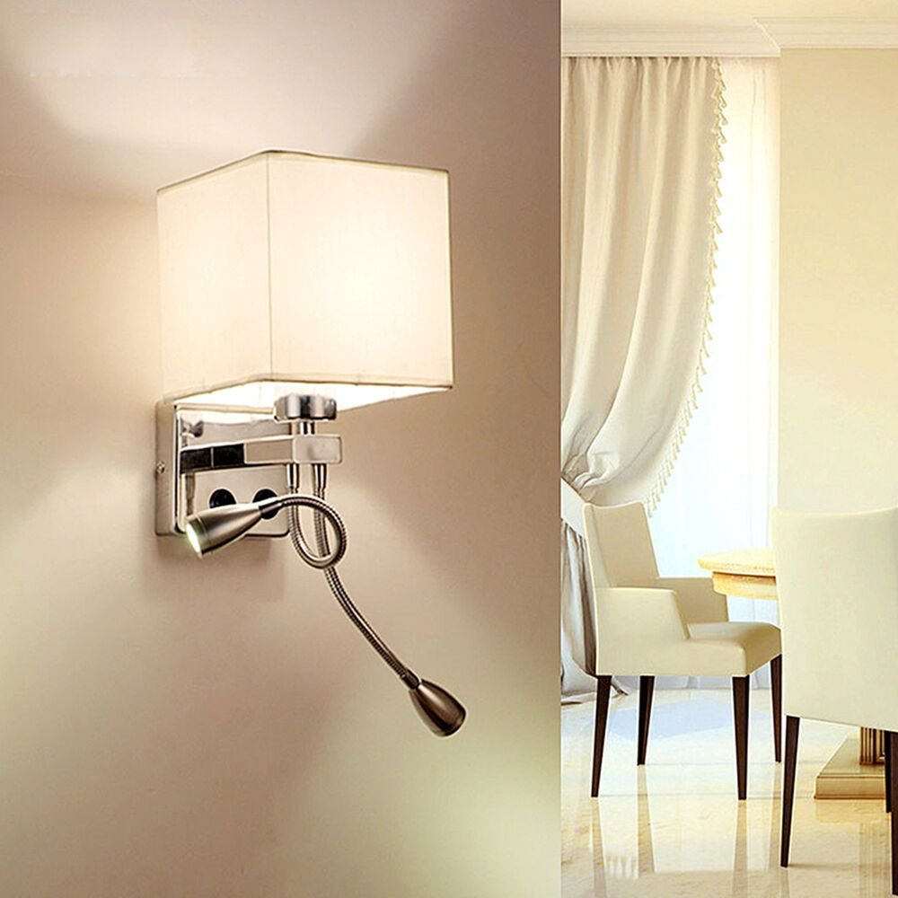 Best Wall Sconce Adjustable Led Wall Lamp Hall Porch Bedroom With Pictures