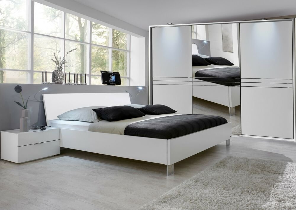 Best Qmax Medway Range German Made Bedroom Furniture White Ebay With Pictures