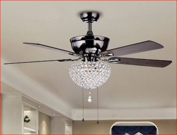 Best Ceiling Fan With Lights 52 Inch For Master Bedroom With With Pictures