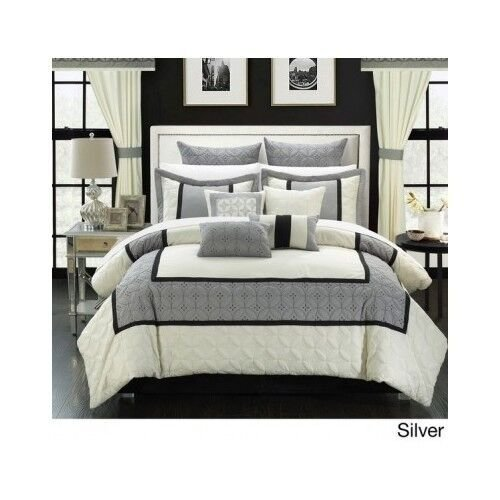 Best Bedroom Comforter Set 25 Piece Bed In A Bag With Sheets With Pictures