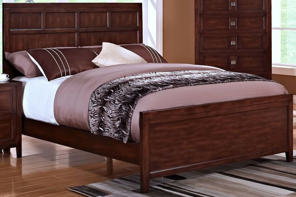 Best Eastern King Size Bed Bedroom Furniture Solids With Pictures