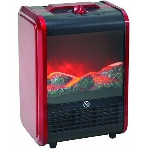 Best Small Fireplace Space Heater Electric Mini Portable Flame With Pictures