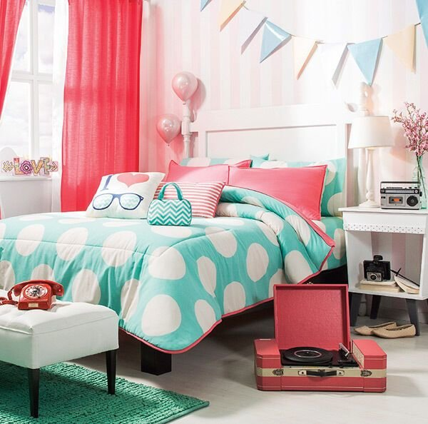Best Twin And Full Queen Size Girls And Teens Fashion Comforter With Pictures