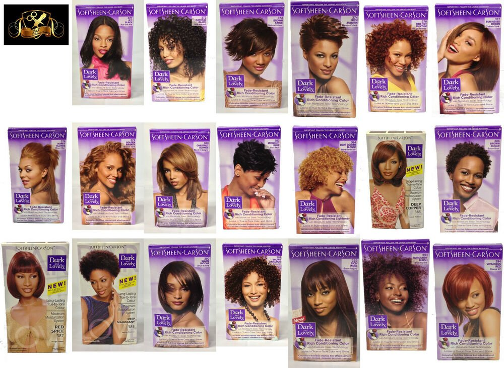 Free Dark And Lovely Hair Dye Permanent All Colours Available Wallpaper
