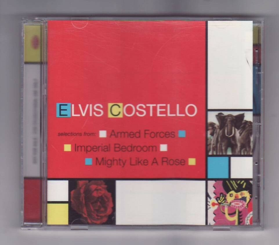 Best Cd Elvis Costello Sellections From Armed Forces With Pictures