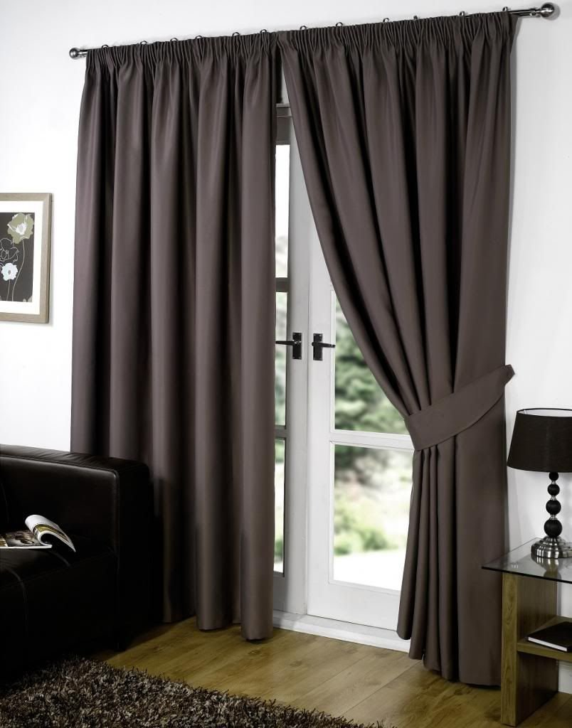 Best Thermal Blackout Curtains Eyelet Ring Top Or Pencil Pleat With Pictures