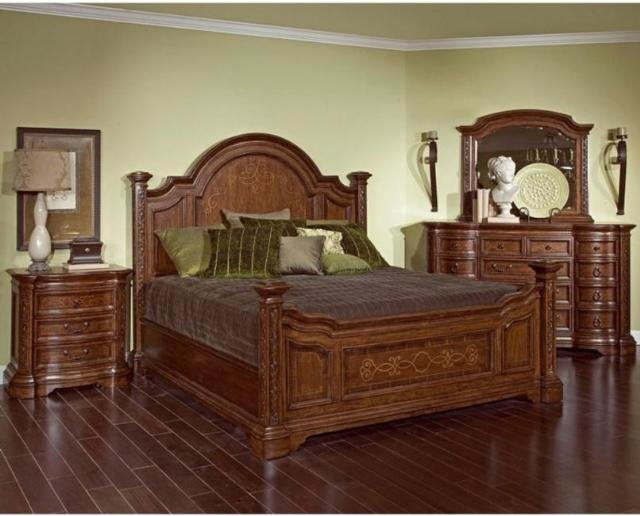 Best Broyhill Furniture Lenora Poster Bed Bedroom Set Queen Or With Pictures