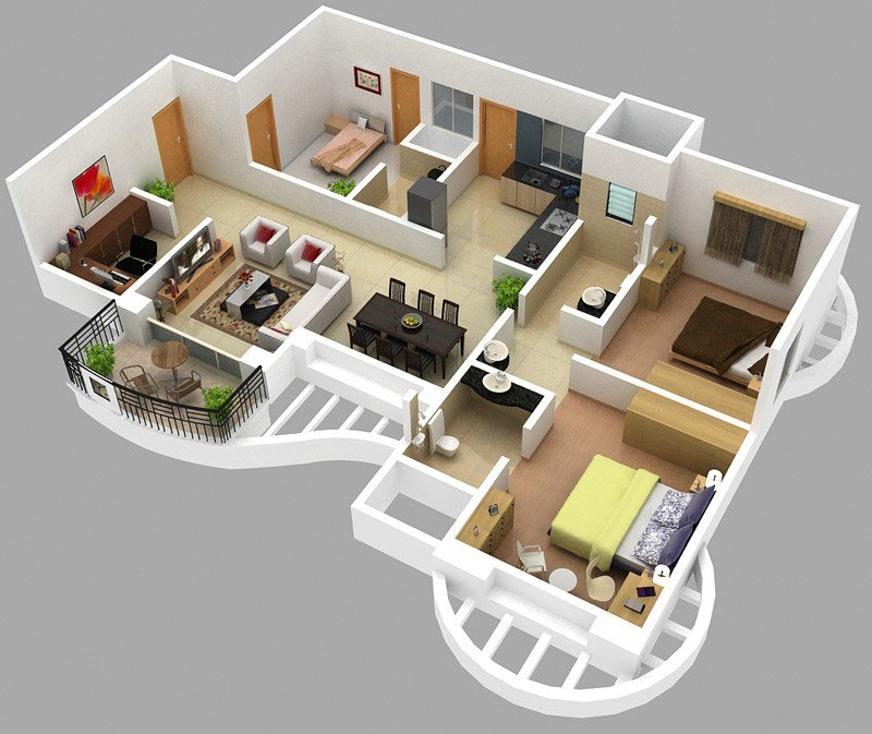 Best 15 Dreamy Floor Plan Ideas You Wish You Lived In With Pictures