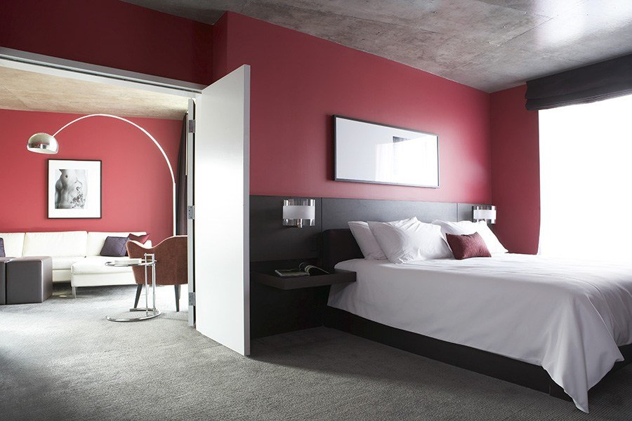 Best Décor Of Bedroom In Red My Decorative With Pictures