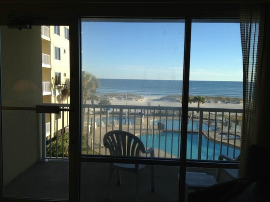Best Bathroom Picture Of Springhill Suites Pensacola Beach With Pictures