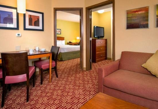 Best Two Bedroom Suite Vanity Picture Of Towneplace Suites Virginia Beach Virginia Beach Tripadvisor With Pictures