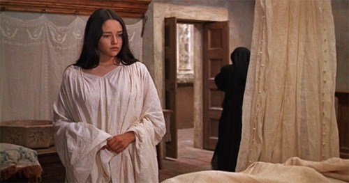 Best Teenage Bedrooms On Screen Romeo And Juliet 1968 With Pictures