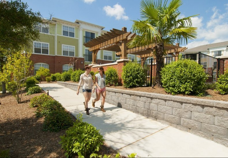 Best Flats At Mallard Creek Apartments Near Uncc In Charlotte With Pictures