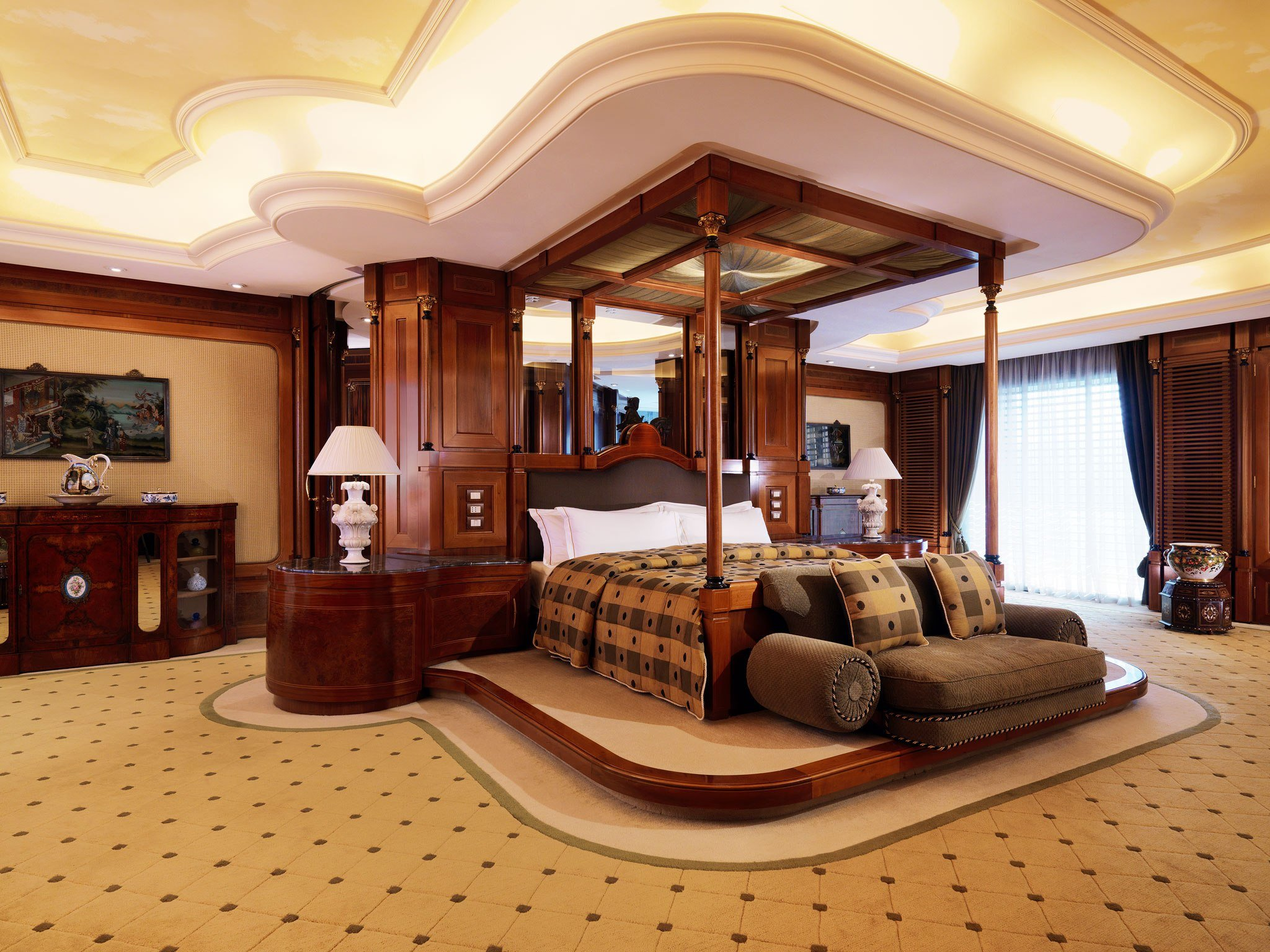 Best Largest Suite In The World Royal Residence At Grand With Pictures