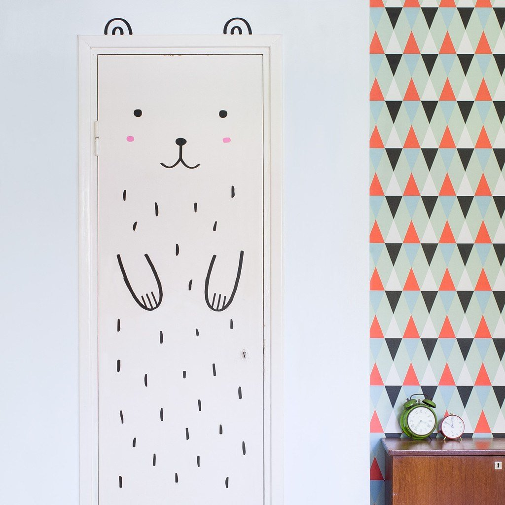 Best A Simple Way To Decorate A Kids Bedroom Door Decals Be A Fun Mum With Pictures