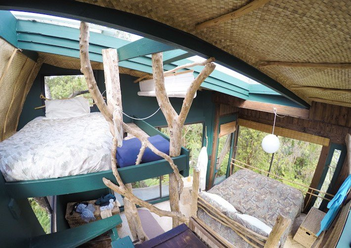 Best Living In Hawaii Volcano Treehouse The Coolest House On With Pictures