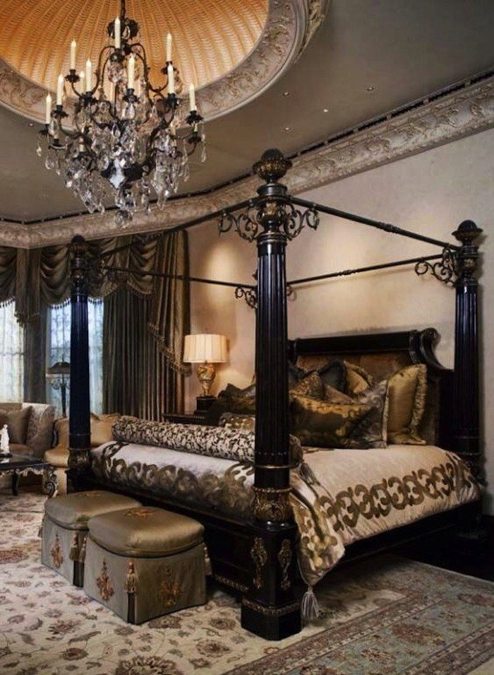 Best Inviting Old World Style Bedrooms With Pictures