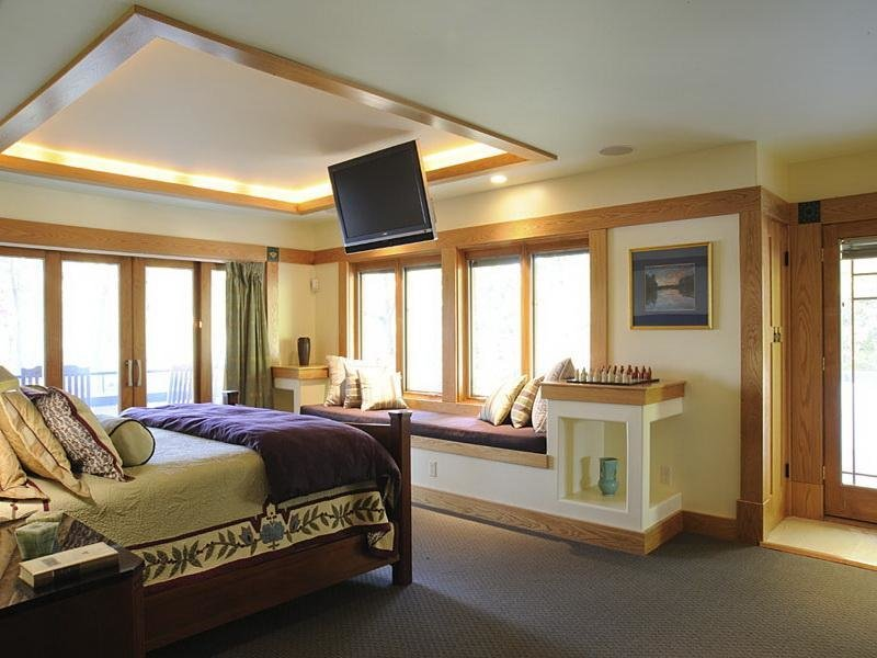 Best Bloombety Large Master Bedroom Wall Decorating Ideas With Pictures