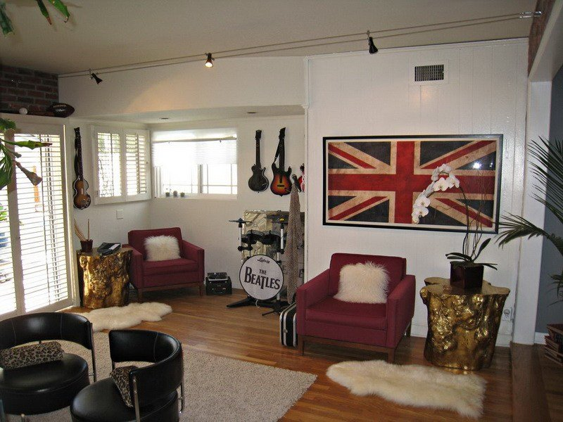 Best Miscellaneous Rock N Roll Bedroom Decor Interior With Pictures