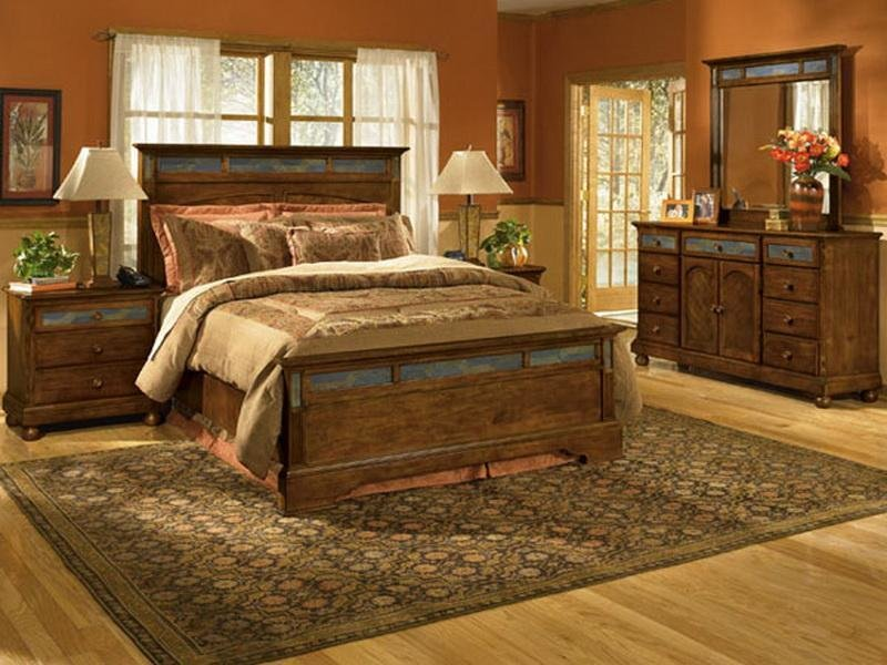 Best Bloombety Rustic Bedroom Cabin Decor Ideas Rustic Cabin With Pictures