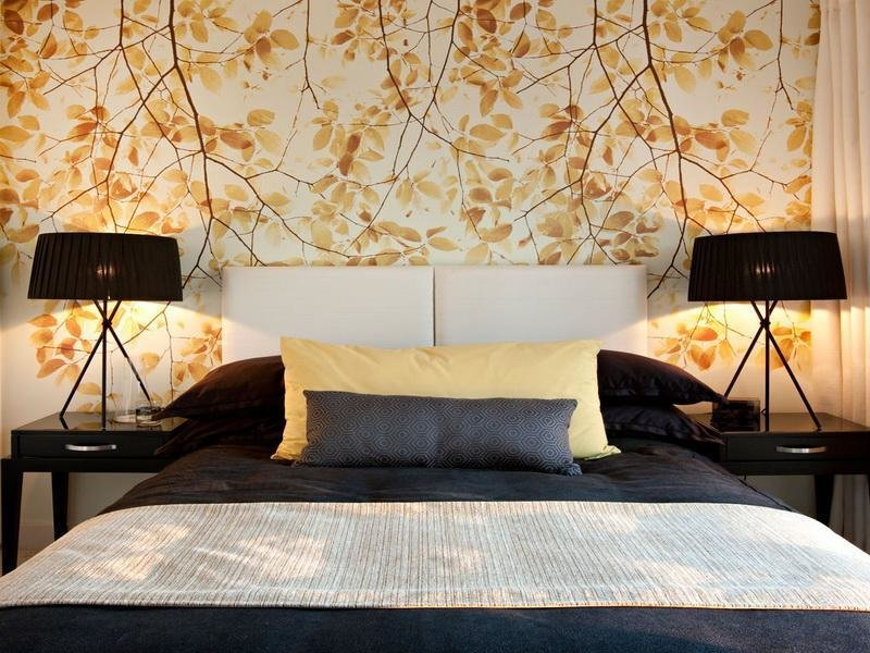 Best Bloombety Classy Oriental Bedroom Wallpaper Stylish With Pictures