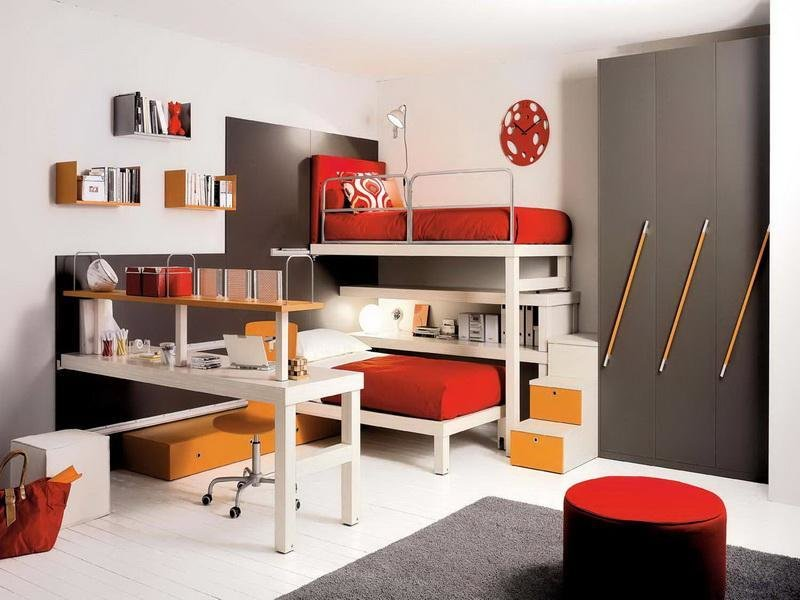 Best Bloombety Ultramodern Small Bedroom Desks Small Bedroom With Pictures