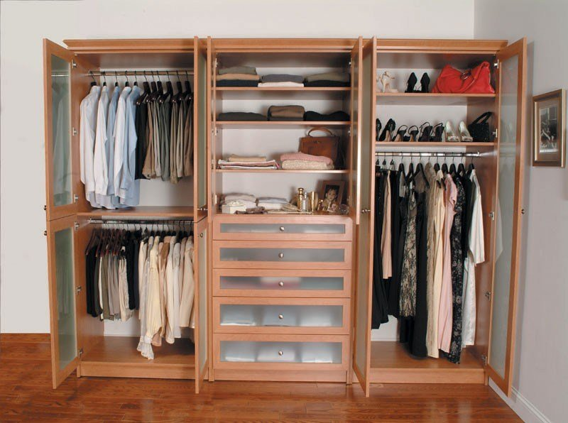 Best Bloombety Wardrobe Custom Bedroom Closet Organizers With Pictures