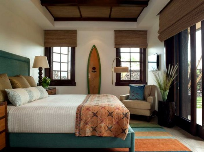 Best Surf Beach Inspired Interior Décor With Pictures