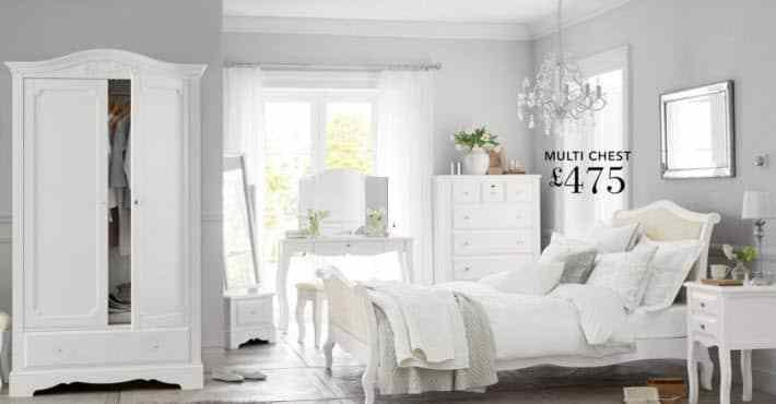 Best Isabella White Bedroom Furniture Furniture Sales Today With Pictures