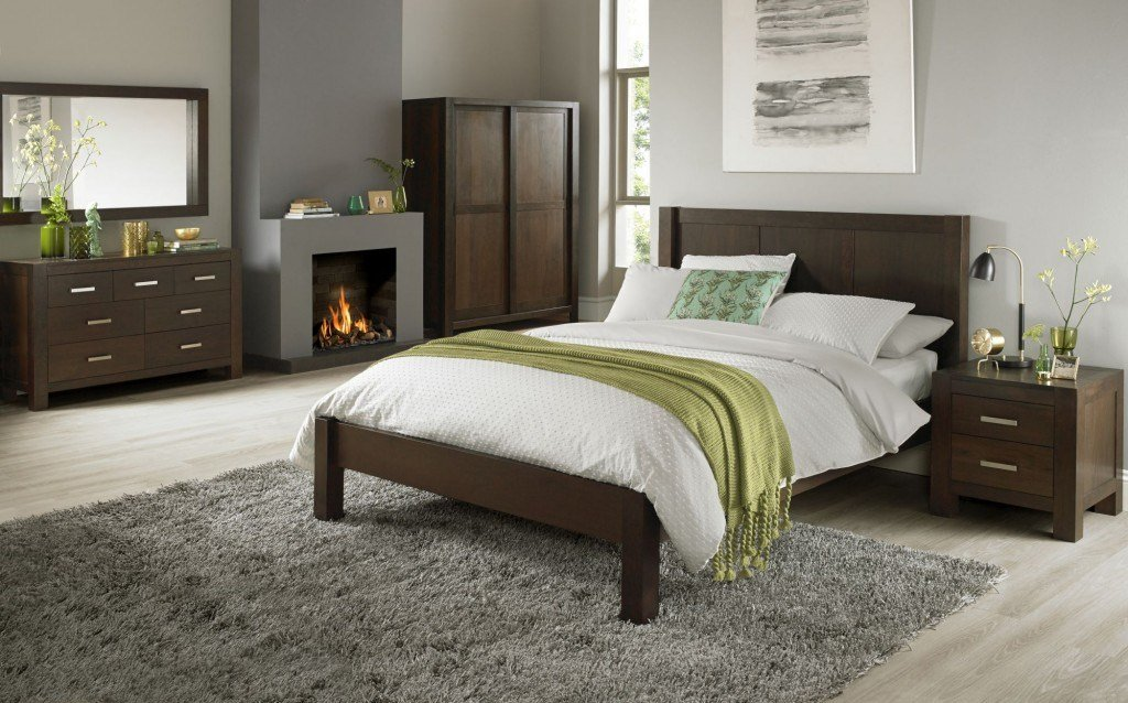 Best Lyon Walnut Bedroom Furniture Furniture Sales Today With Pictures