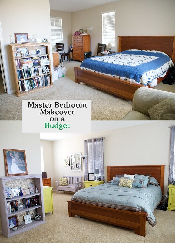 Best Emmy Mom One Day At A Time Master Bedroom Makeover On A With Pictures