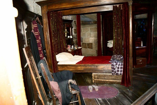 Best Gryffindor Bedroom Flickr Photo Sharing With Pictures
