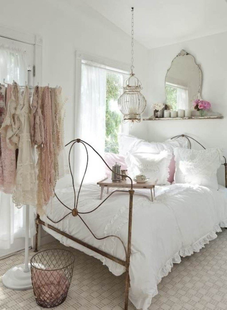 Best Refreshing Shabby Chic Decorating Ideas With Pictures