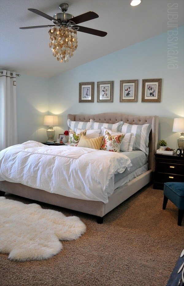 Best Bedroom Makeover So 16 Easy Ideas To Change The Look Freshnist With Pictures