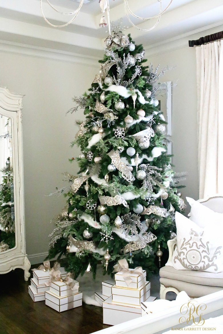 Best Christmas Home Tour Holiday Home Showcase 2016 With Pictures