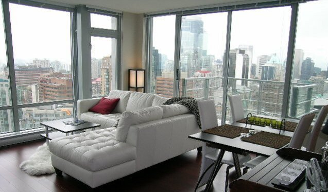 Best Downtown Vancouver Furnished Apartment Rental At The Elan With Pictures
