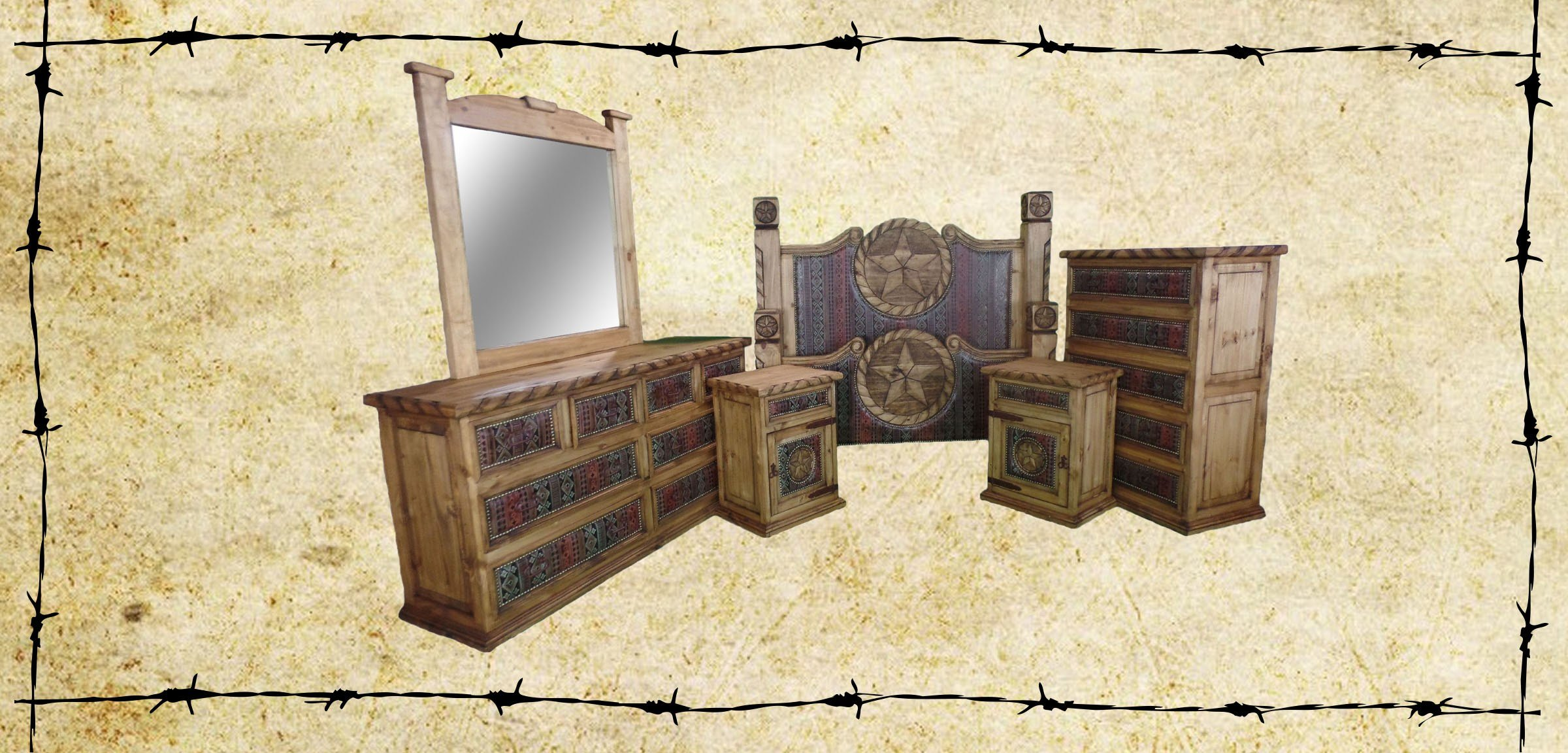 Best Bedroom Sets Ricky Rustics With Pictures