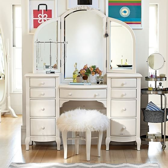 Best Lilac Vanity Pbteen With Pictures