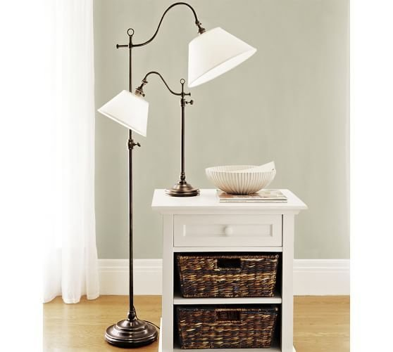Best Adair Floor Lamp Pottery Barn With Pictures