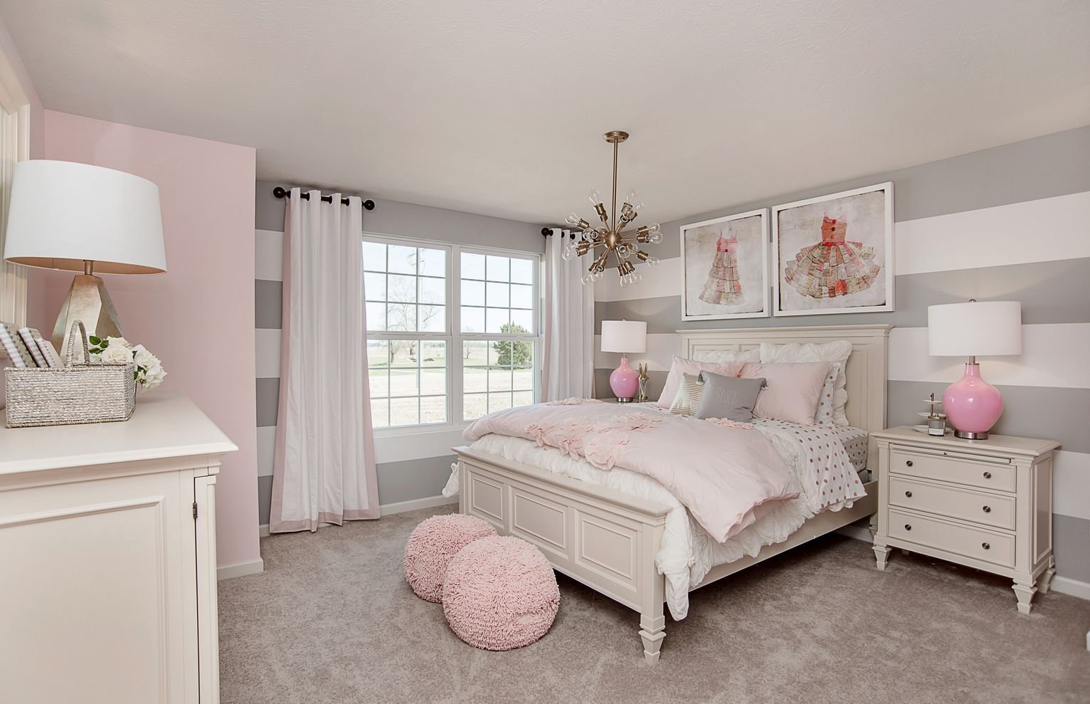 Best 69 Cute Apartment Bedroom Ideas You Will Love Round Decor With Pictures
