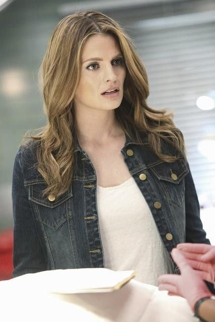 Free Always • I Absolutely Love Kate Beckett's Hair In Wallpaper