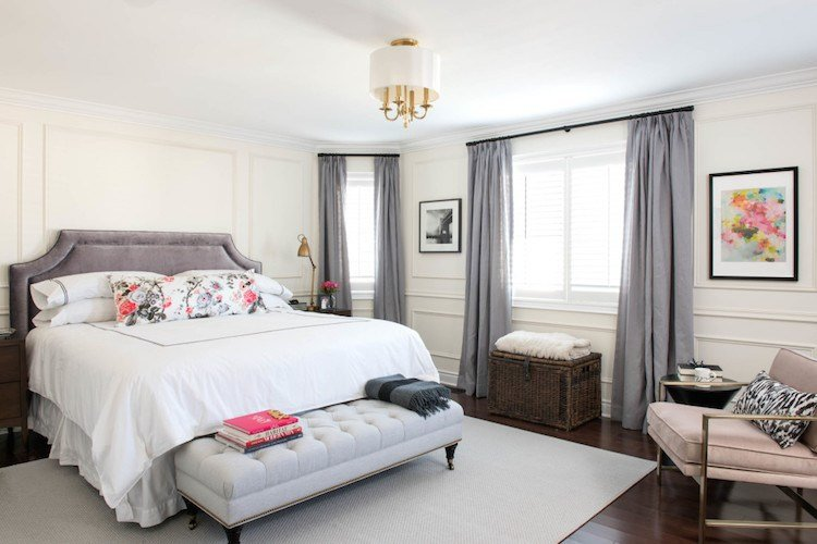 Best A Stunning Parisian Bedroom Update With Pictures