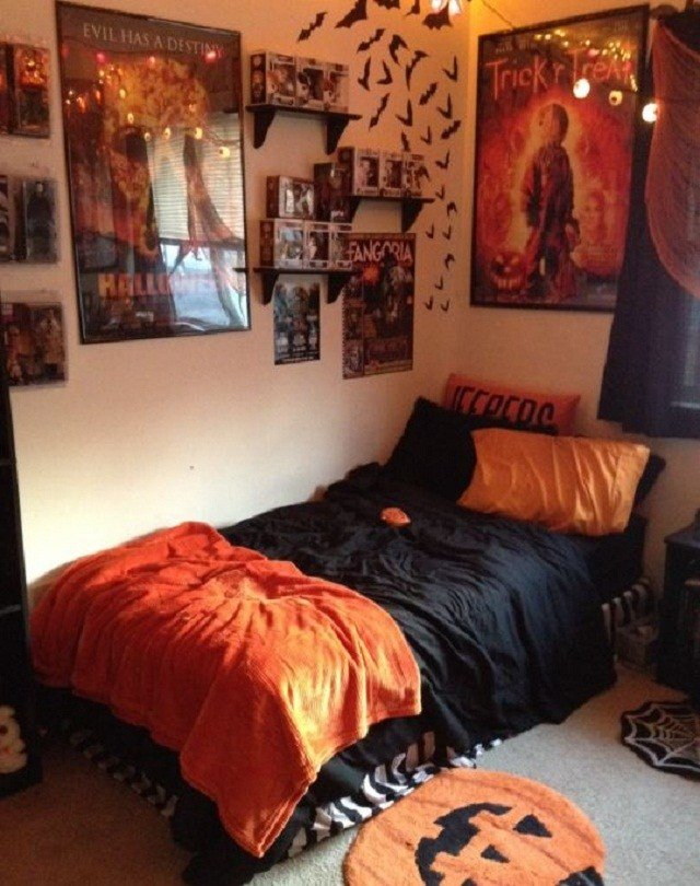 Best 22 Halloween Bedroom Ideas Cathy With Pictures