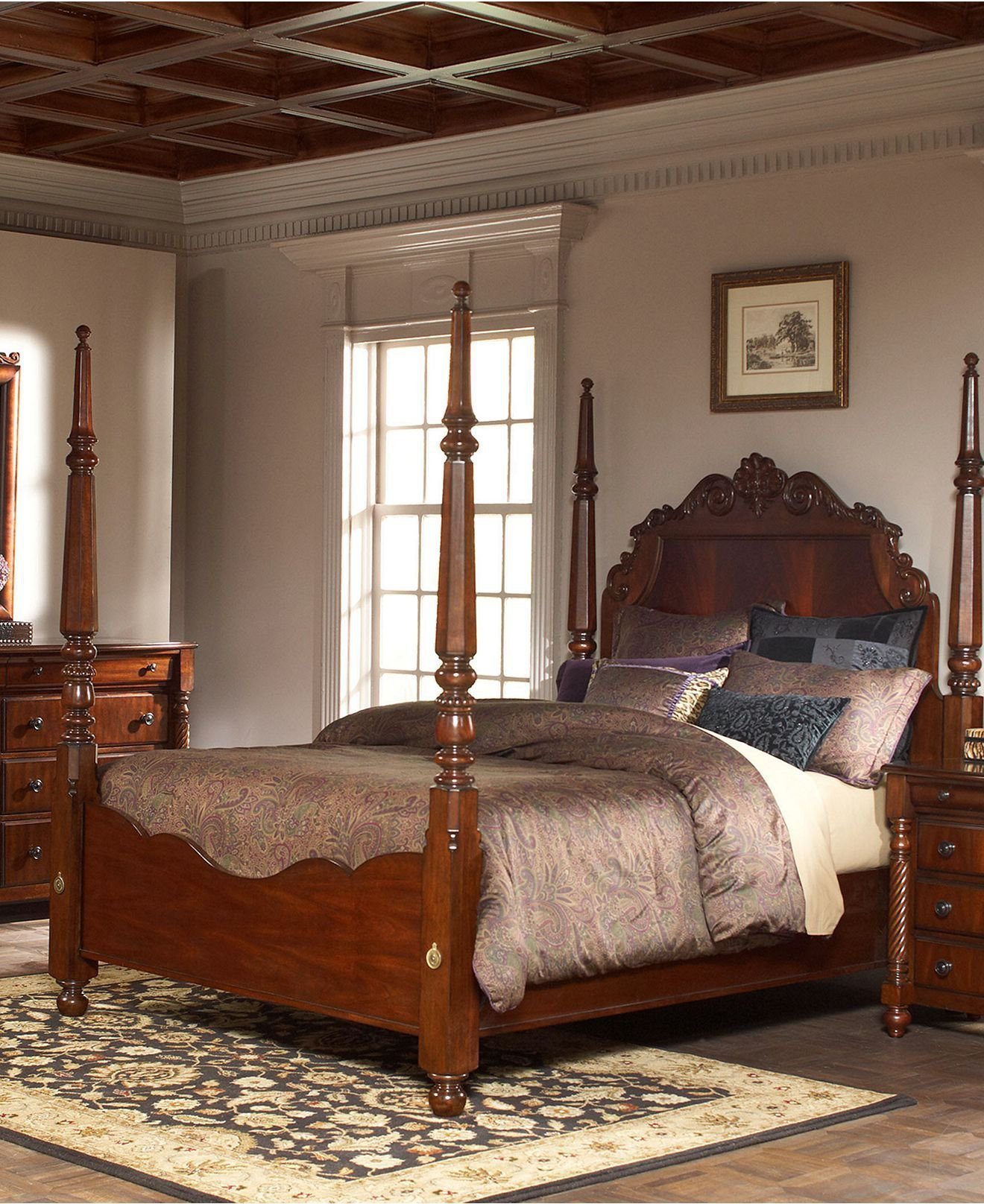 Best Lauren Ralph Lauren Bedroom Furniture From Macy S The House With Pictures