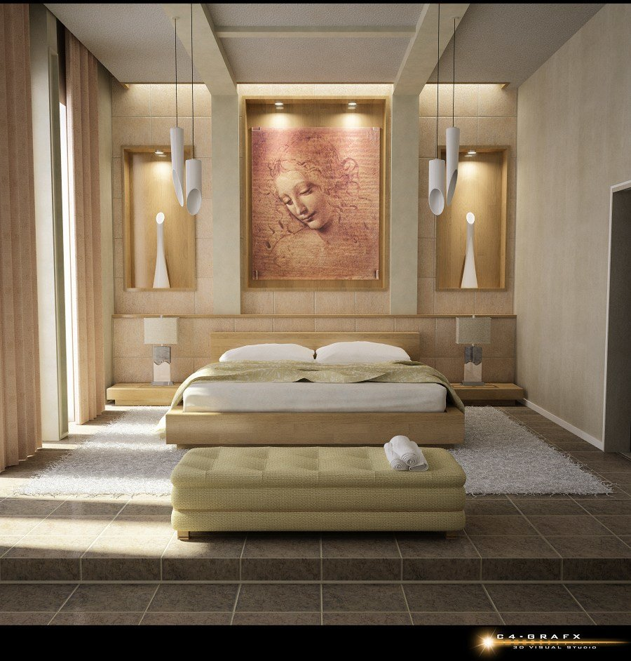 Best Beautiful Bedrooms With Pictures