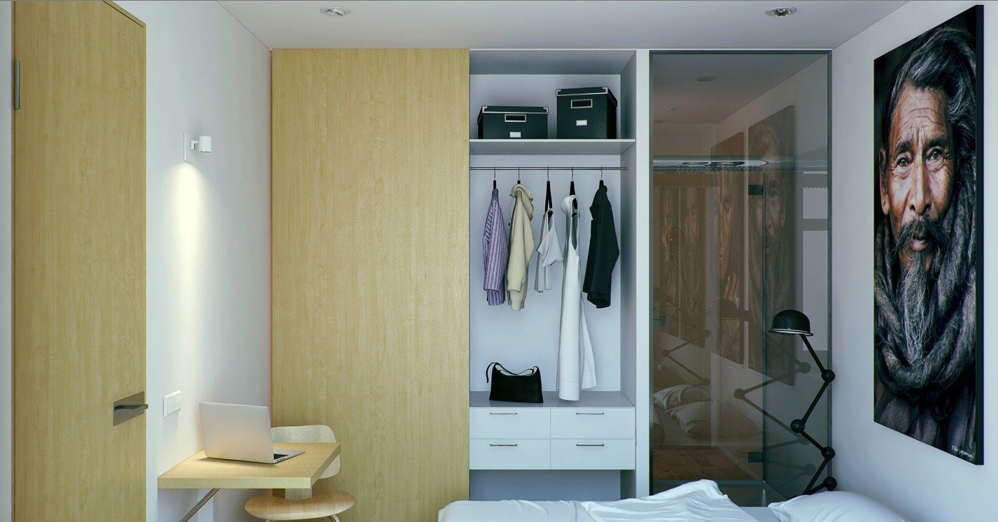 Best Small Apartment With Foldaway Features With Pictures