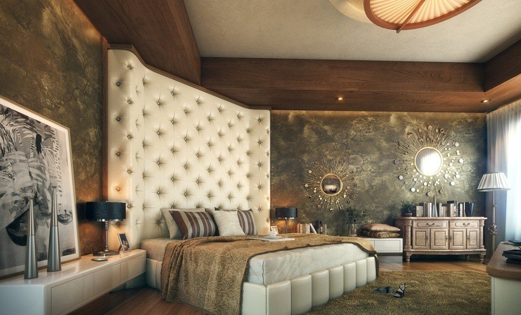 Best Bedroom Feature Walls With Pictures
