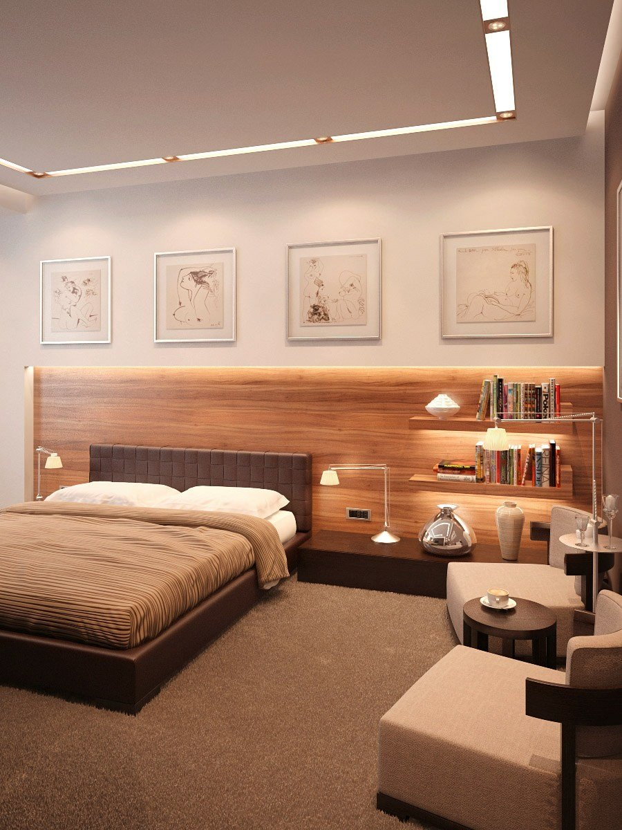 Best The Makings Of A Modern Bedroom With Pictures